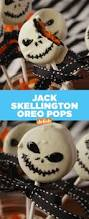 jack skellington oreo pops video how to make jack skellington