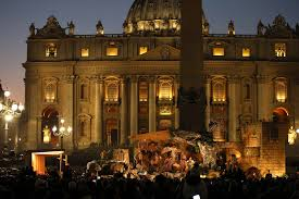 the vatican u0027s nativity scene is a reminder that refugees