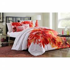 Dragonfly Comforter Essential Home 5 Piece Comforter Set Painted Blooms Shop Your