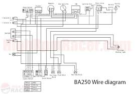 terrific eagle 100cc atv wiring diagram contemporary diagram on