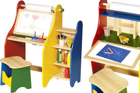 Activity Tables For Kids Three Art Tables For Young Kids At Home With Kim Vallee