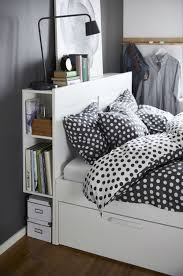 when you u0027re in a small space a bed with extra storage will help