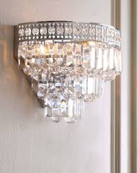 crystal sconces for bathroom crystal wall sconce bathroom wall sconces