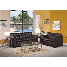 Hayley Dining Room Set Hayley Sofa In Premier Bonded Leather Multiple Colors By Acme