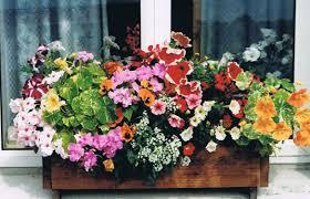 decoration window planter ideas outdoor flower boxes cheap
