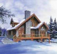 chalet house plans chalet home design with 3 bedrooms and panoramic views