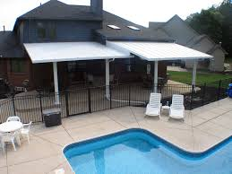 Patio Covering Designs by Metal Roof Patio Cover Designs