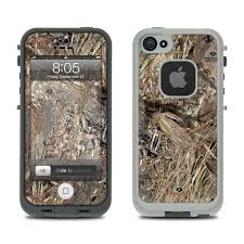 Mp3 Player For Blind Lifeproof Iphone 5 Case Skin Duck Blind By Mossy Oak Decalgirl