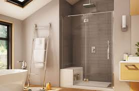 shower walk in shower enclosures for small bathrooms beautiful