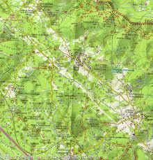 Trieste Italy Map by Hiking Map 47 Trieste Area Italy Tabacco U2013 Mapscompany