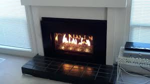 electric fireplace insert gas inserts heater doors vented small