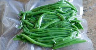 cuisiner des haricots verts frais conserver les haricots verts sous vide technique culinaire