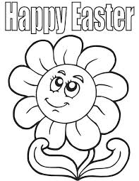 Easter Flower Coloring Pages - aztec calendar coloring page coloring home
