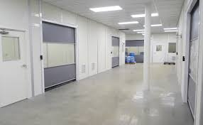 nutraceutical modular cleanroom construction u0026 design irvine ca
