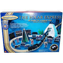 lionel polar express set toys