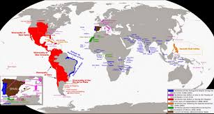 Map Of Spain And Morocco by Anthropology Of Accord Map On Monday The Spanish And Portuguese