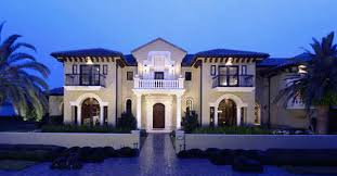 portfolio of luxury house blueprints and plans