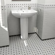 somertile fkomsp20 retro spiral porcelain floor and wall tile