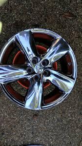 used lexus wheels chrome ga best offer chrome 5 spoke ls 460 wheels clublexus lexus