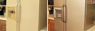 how to make your fridge look like a cabinet 20 tips to make your home look more expensive home decoratings