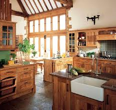 classic aesthetic wooden kitchen set kitchentoday