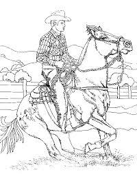 coloriage cheval chevaux 2 à colorier allofamille