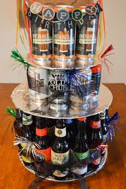 alcoholic drinks bottles how to make a beer bottle or can birthday cake