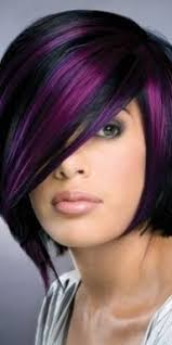 black hairstyles purple 30 cute purple hairstyle ideas for this season