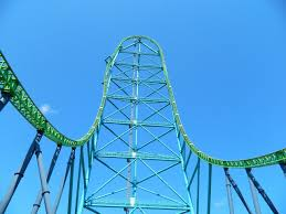 Six Flags Scary Rides The 12 Most World U0027s Scariest Roller Coaster Rides Bms Co In