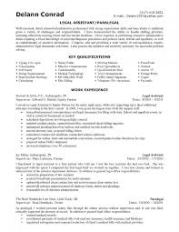 Resume Examples Secretary Objectives by Best Legal Assistant Resume Example Livecareer Secretary Examples