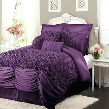 purple bed comforter sets u2013 vandanalighthealing me