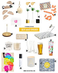 Gifts Under 25 The Everygirl U0027s 2015 Holiday Gift Guide The Everygirl