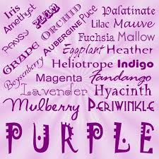Purple Color Shades 150 Best Purple Quotes Images On Pinterest Purple Quotes Purple