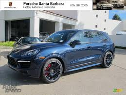 porsche dark blue metallic 2013 porsche cayenne gts in dark blue metallic a71926 rarespeed com