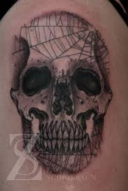 web skull zac scheinbaum