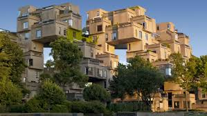 6 unconventional structure systems and their outstanding uses in habitat 67 quebec canada architecture