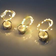 starry string lights submersible waterproof 1m 2m 3m led copper wire candle starry