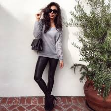 how to wear black suede ankle boots with black leggings women u0027s