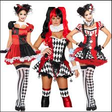 Harley Quinn Halloween Costume Compare Prices Classic Harley Quinn Costume Shopping