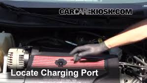 automotive air conditioning repair 1997 chevrolet monte carlo auto manual how to add refrigerant to a 2000 2005 chevrolet impala 2004