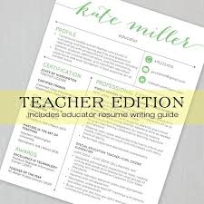 Reading Teacher Resume The 25 Best Teacher Resume Template Ideas On Pinterest Teacher
