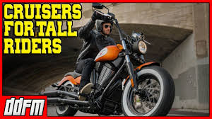 mens cruiser motorcycle boots 5 best beginner cruiser motorcycles for tall riders 2017 youtube
