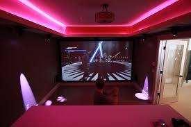 projector setup in bedroom memsaheb net