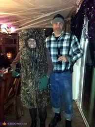 Tree Halloween Costumes Tree Lumberjack Couple Halloween Costume