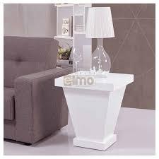 meuble bout de canapé bout de canapé bois verre classique ou contemporain elmo