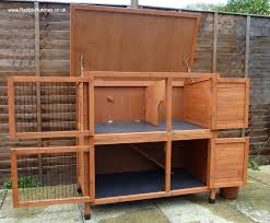 Double Decker Rabbit Hutch 8 Best Rabbit Hutches Images On Pinterest Rabbit Hutches Bunny