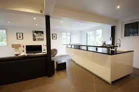 cuisine architecte rénovation totale cuisine salon pavillon chelles architecte d