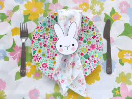 easter napkin rings bunny napkin ring egg cup 2 easter projects in 1 my poppet makes