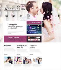 Free Wedding Websites With Music 21 Wedding Php Themes U0026 Templates Free U0026 Premium Templates
