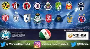 liga mx table 2017 mexico liga mx femenil 2017 match fixtures